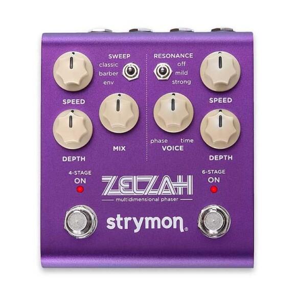 פדאל פייזר לגיטרה Strymon Multidimensional Phaser