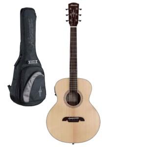 גיטרה אקוסטית מוגברת קטנה Alvarez LJ2E