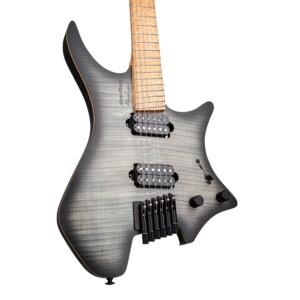 גיטרה חשמלית Strandberg Boden Original NX 6 צבע Charcoal Black