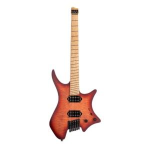 גיטרה חשמלית Strandberg Boden Original NX 6 צבע Autumn Red
