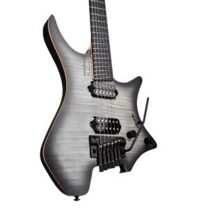 גיטרה חשמלית Strandberg Boden Prog NX 6 צבע Charcoal Black