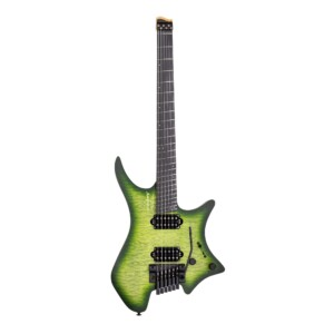 גיטרה חשמלית Strandberg Boden Prog NX 6 צבע Earth Green