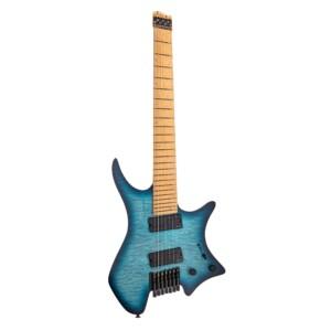 גיטרה חשמלית Strandberg Boden Original NX 7 צבע Glacier Blue