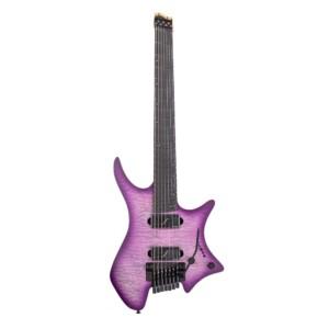 גיטרה חשמלית Strandberg Boden Prog NX 7 צבע Twilight Purple
