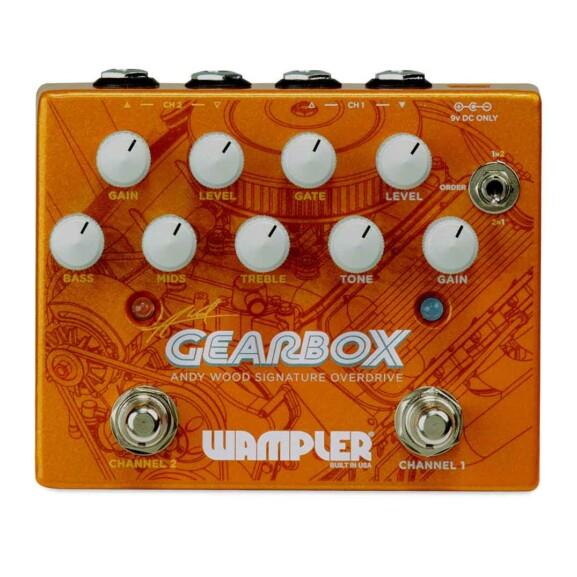 פדאל Wampler Gearbox Andy Wood Signature Overdrive