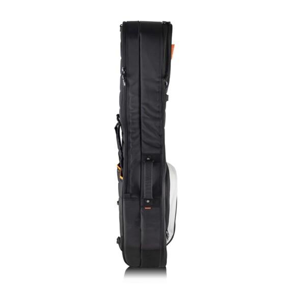 נרתיק מרופד כפול לגיטרה חשמלית ורבע נפח MONO M80 Dual Semi Hollow/Electric BLK