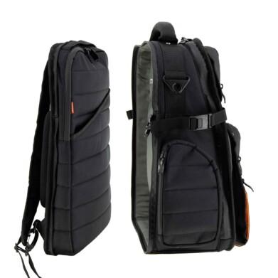 תיק גב MONO M80 Classic FlyBy Ultra, Black
