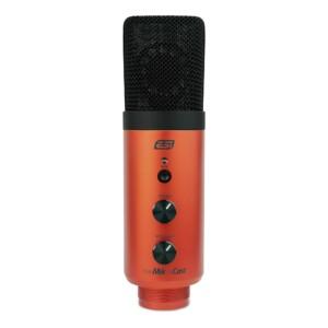 מיקרופון קונדנסר USB מקצועי ESI Audio cosMik uCast