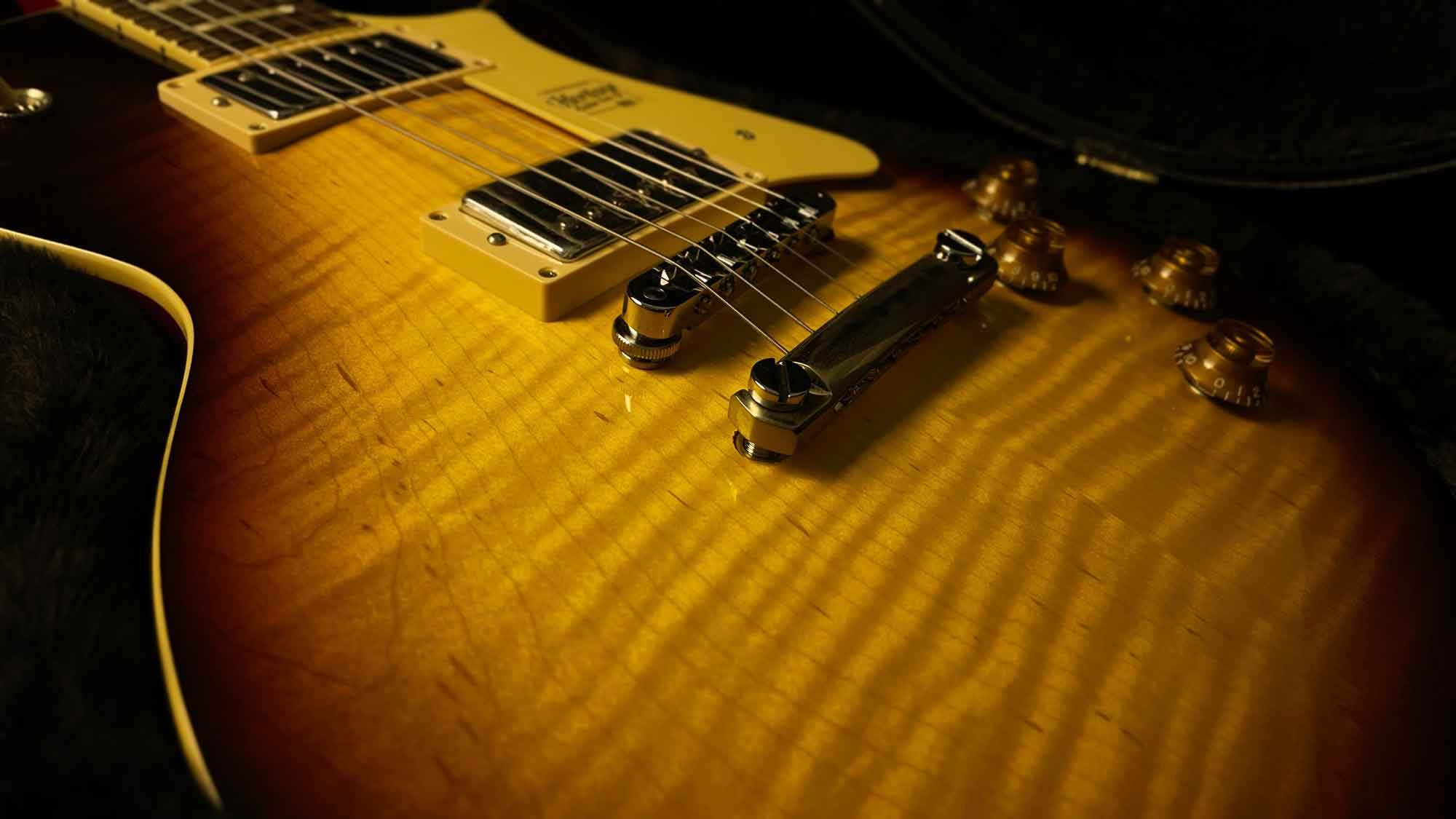 גיטרה חשמלית Heritage Standard Collection H-150, Original Sunburst